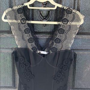 Blumarine Lacy dress